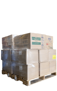 Pallet of Wholesale Grocery Products